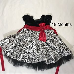 Jona Michelle Dress • Size 18 Months